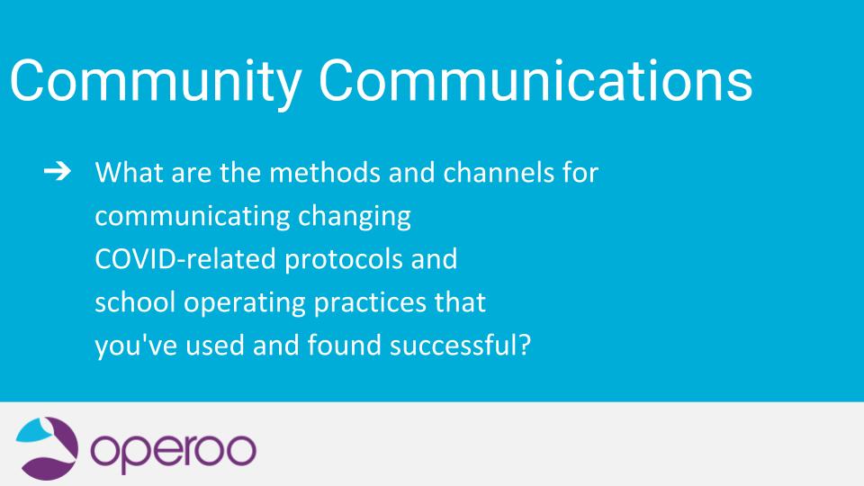 Community Communications