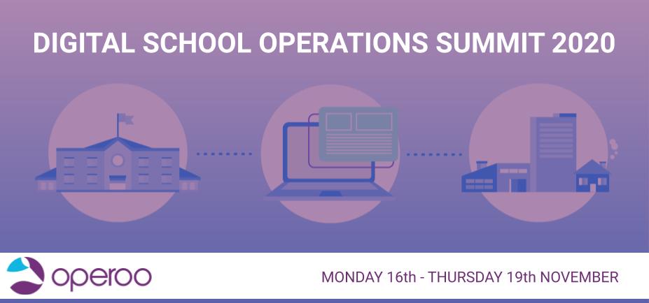 Digital School Operations Summit 2020
