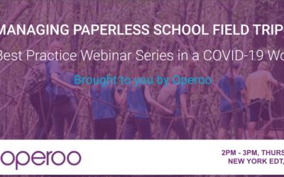 Managing Paperless School Field Trips